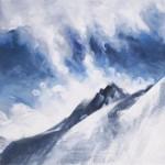 North East Ridge of Everest