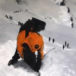 Onto Everest